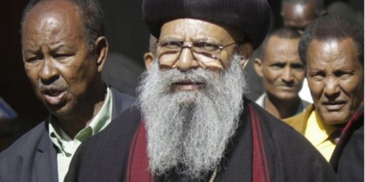 Patriarch of the Ethiopian Orthodox Church faced resistance