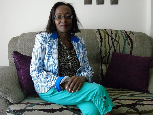 A Cuban educated Ethiopian explains why she called her son Fidel