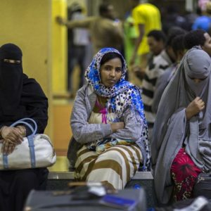 Ethiopians deported en masse by Saudi Arabia allege abuses
