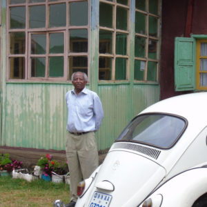 Still working at 86: Yakob Wolde-Mariam inspires colleagues