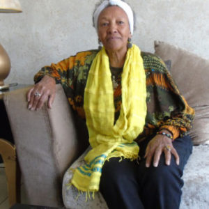 Ellene Mocria- Distinguished Lady of Ethiopian Radio and TV