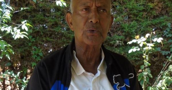 Interview with retired diplomat and a member of distinguished family of the Bete Israel, Dr. Fitigu Tadesse