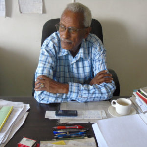 Veteran Journalist and diplomat Mairegu Bezabih