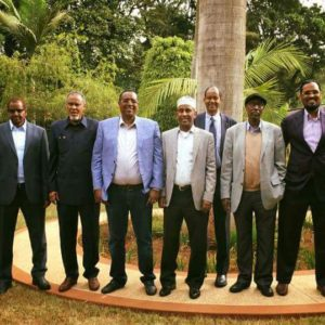 Ethiopia Opens Three-Day Talks With Somali Rebels