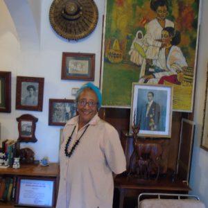Pioneering journalist, activist and politician, Sophia Yilma Deressa