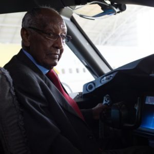 Dreams soar: The story of the first Ethiopian commercial aircraft commander