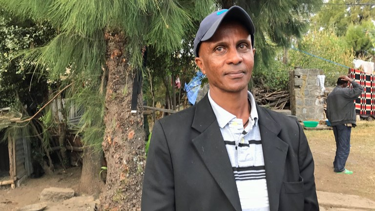 Eskinder Nega banned from leaving country