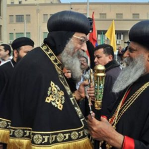 Relation deteriorating with Alexandria over Jerusalem monastery: Abune Mathias