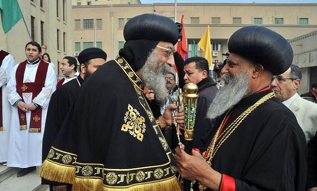 Relation deteriorating with Alexandria over Jerusalem monastery: Abune Mathias