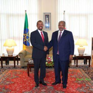 Djibouti, Ethiopia strike port deal, Djibouti to partner in Ethiopian airlines, telecom