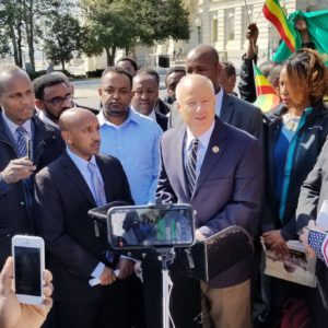 U.S. House adopts Ethiopian resolution in blow to regime
