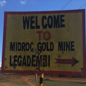 Five people killed in Legadembi gold mine protest