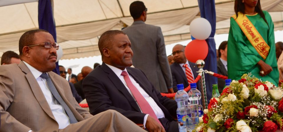 Murky Dangote Cement Killings Show Ethiopia's Faultlines and Abiy's Challenge